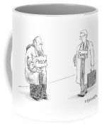 New Yorker January 22nd, 2007 Coffee Mug