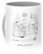 Surprising Me - That's Your Life's Work Coffee Mug