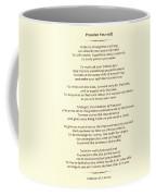 182- Promise Yourself Coffee Mug