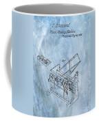 1836 Wood Molding Machine Coffee Mug