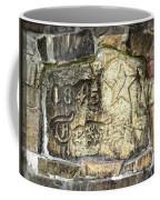 1845 Republic Of Texas - Carved In Stone Coffee Mug