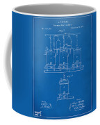 1873 Brewing Beer And Ale Patent Artwork - Blueprint Coffee Mug