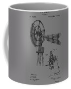 1889 Windmill Patent Coffee Mug