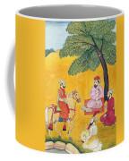 18th Century Picnic  Coffee Mug