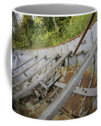 1906 Ship Wreck Sturgeon Point Lighthouse Coffee Mug