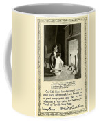 1910 - Ivory Soap Christmas Proctor And Gamble Advertisement  Coffee Mug