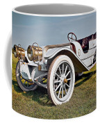 1910 Franklin Type H Touring Coffee Mug by Marcia Colelli