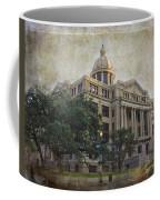 1910 Harris County Courthouse  Coffee Mug