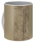 1911 Steamship Patent Coffee Mug