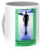1912 Vienna Winter Sports Coffee Mug
