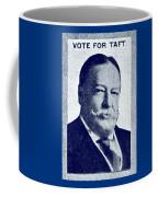 1912 Vote Taft For President Coffee Mug