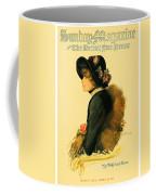 1913 - Detroit Free Press - Sunday Magazine Cover - Color Coffee Mug