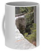 1917 Carriage Road Bridge Jordan Stream Acadia Maine Coffee Mug