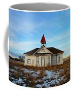 1918 Schoolhouse Macabe Montana Coffee Mug
