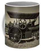 1921 Aultman Taylor Tractor Coffee Mug by Debra and Dave Vanderlaan