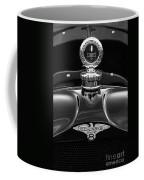 1921 Duesenberg Hood Ornament Coffee Mug