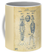 1921 Explosive Missle Patent Vintage Coffee Mug by Nikki Marie Smith