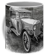 1921 Hudson-b-w Coffee Mug