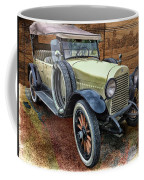 1921 Hudson-featured In Vehicle Enthusiasts And Comfortable Art And Photography And Textures Groups Coffee Mug