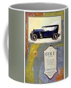 1923 - Cole 890 - Advertisement - Color Coffee Mug