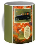 1923 - Cole Royal Sedan - Advertisement - Color Coffee Mug