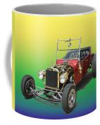 1923  Ford T Bucket  Coffee Mug by Jack Pumphrey