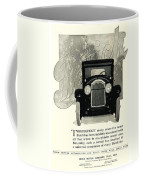 1924 - Buick Six Advertisement Coffee Mug
