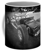 1925 Ford Model T Hot Rod Bw Coffee Mug