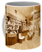 1925 Irish Shoe Store Coffee Mug