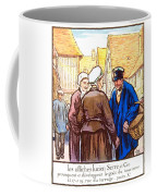 1926 - French Tourism Poster - Color Coffee Mug