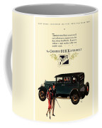 1927 - Buick Automobile - Color Coffee Mug