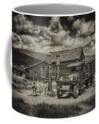 1927 Dodge Braham Bodie Ca Sepia Img 7299 Coffee Mug