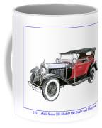 1927 La Salle Dual Cowl Phaeton Coffee Mug