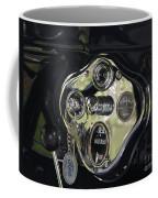 1928 Ford Model A Tudor Interior Coffee Mug