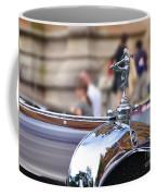 1928 Vintage Chrysler 72 Series - Hood Ornament Coffee Mug