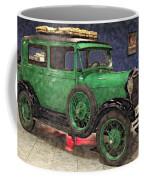 1929 Ford Model A By Liane Wright Coffee Mug