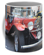 1929 Mercedes Benz Front And Side View Coffee Mug