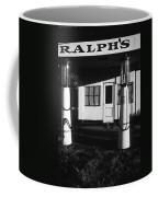 1929 Ralph's Service Station Armory Park Tucson Arizona Coffee Mug