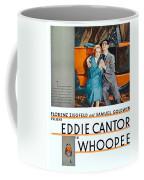 1930 - Whoopee - Movie Poster - Eddie Cantor - Florenz Ziegfield - Samuel Goldwyn - Color Coffee Mug