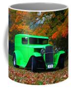1930 Ford Sedan Delivery Truck  Coffee Mug