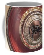 1930 Ruxton Wheel Coffee Mug