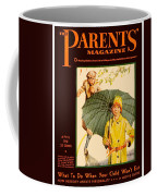 1931 - Parents Magazine - April - Color Coffee Mug