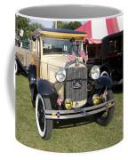 1931 Ford Model-a Car Coffee Mug