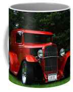 1931 Ford Panel Delivery Truck  Coffee Mug