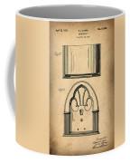 1931 Philco Radio Patent Coffee Mug