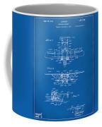 1932 Amphibian Aircraft Patent Blueprint Coffee Mug