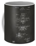 1932 Amphibian Aircraft Patent Gray Coffee Mug