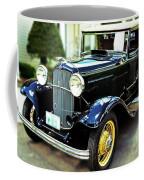 1932 Ford Cabriolet Coffee Mug