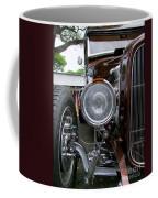 1932 Ford Roadster Head Lamp View Coffee Mug