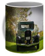 1932 Frontenac 6-70 Sedan  Coffee Mug